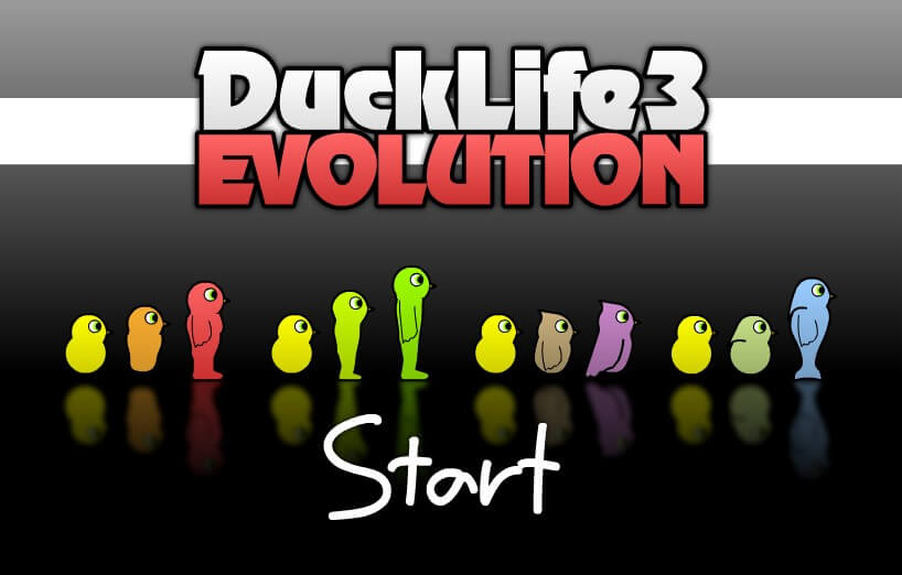 Duck Life 1 2 3 4 5 - All Duck Life games