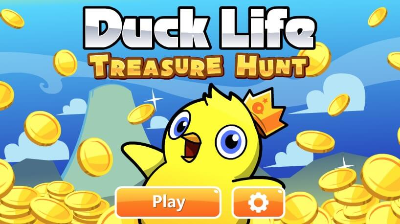 Duck Life 4 - Play it now at Coolmath-Games.com